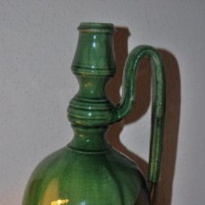 Antigüedades: JARRA DE CERÁMICA - FIRMADA - PACO TITO ÚBEDA - JAÉN. Lote 52487517