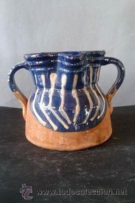 JARRA DE ÚBEDA - JJ. ALMARZA (Antigüedades - Porcelanas y Cerámicas - Úbeda)