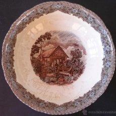 Antigüedades: FRUTERO CERÁMICA DE LA CARTUJA DE SEVILLA - PICKMAN. Lote 52490271