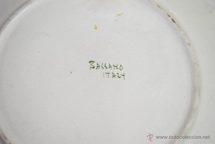 Antigüedades: SOPERA ANTIGUA CON FUENTE PINTADA A MANO - Foto 9 - 52503784
