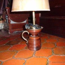 Antigüedades: LAMPARA VALENTÍ.. Lote 52539356