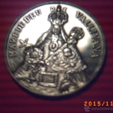 Antigüedades: MEDALLA DE LA MARE DE DEU DE VALLIVANA - MORELLA SEXENNI - 1673/1994 - PLATA DE LEY 900 - CASTELLÓN. Lote 52592260