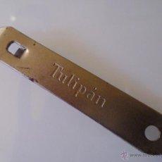 Antigüedades: ABRIDOR TULIPAN. Lote 52612875