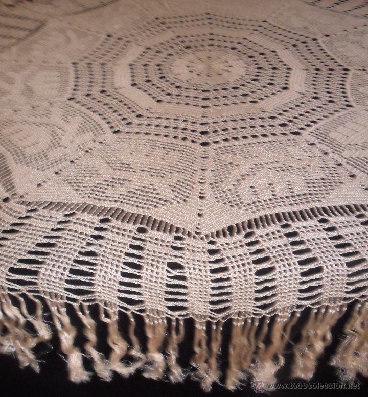 Antigüedades: Mantel de seda - años 20 - Foto 2 - 52623063