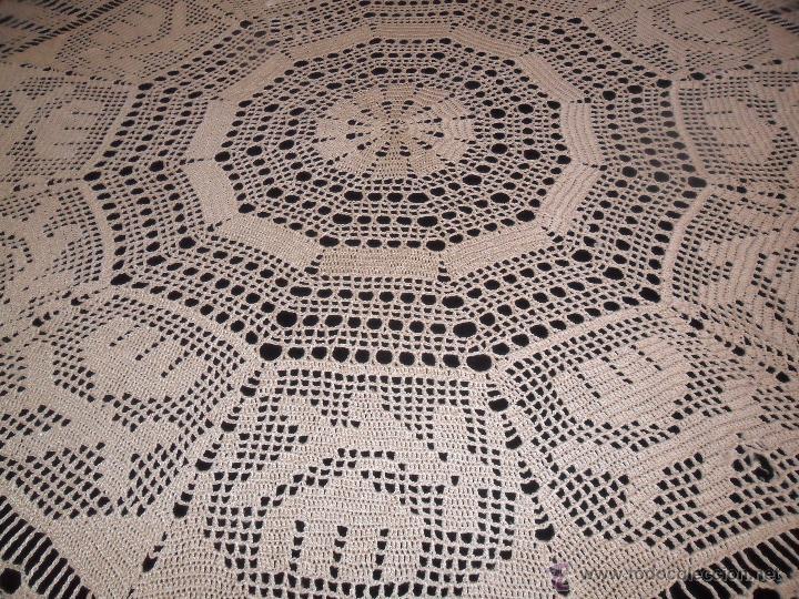Antigüedades: Mantel de seda - años 20 - Foto 3 - 52623063