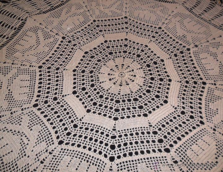 Antigüedades: Mantel de seda - años 20 - Foto 7 - 52623063