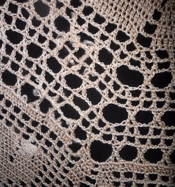 Antigüedades: Mantel de seda - años 20 - Foto 9 - 52623063