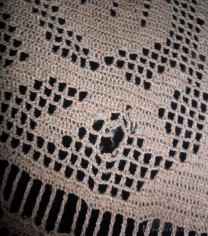 Antigüedades: Mantel de seda - años 20 - Foto 10 - 52623063