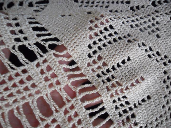 Antigüedades: Mantel de seda - años 20 - Foto 11 - 52623063