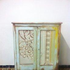 Antigüedades: ANTIGUO MUEBLE BUFET APARADOR ALTO. Lote 52629021