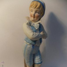 Antigüedades: PRCELANA BISCUIT. Lote 52311870