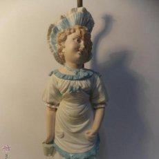 Antigüedades: PORCELANA BISCUIT. Lote 52311964