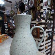 Antigüedades: GRAN JARRA O JARRÓN EN BARRO VIDRIADO. Lote 149225521