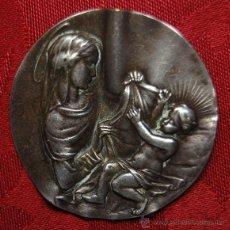 Antigüedades: APLIQUE ADVOCACION MARIANA/VIRGEN MARIA/VIRGEN DE BELEN-03. Lote 52642929