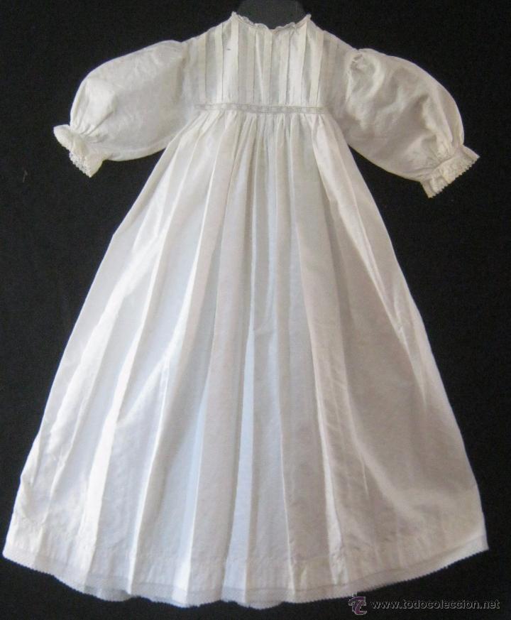 ANTIGUO FALDÓN PARA NIÑO-MUÑECA PPIO. S. XX (Antigüedades - Moda y Complementos - Infantil)