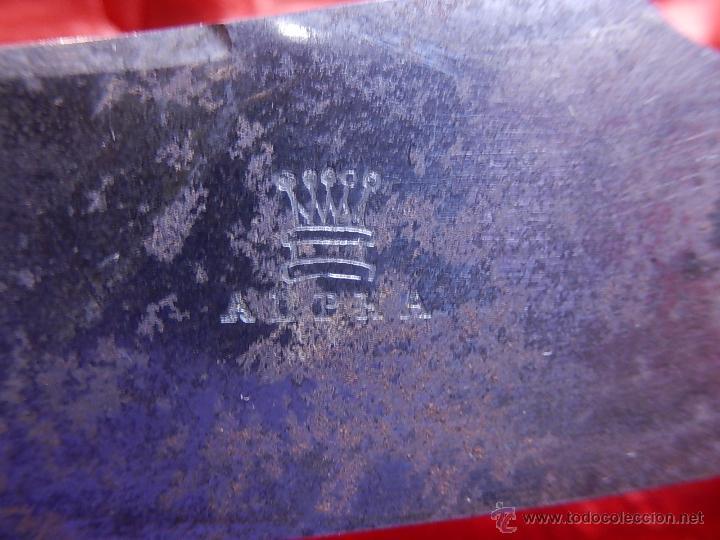 Antigüedades: Extraordinaria caja antigua de cubiertos trinchantes. Posiblemente de fabricación inglesa. - Foto 18 - 52669435