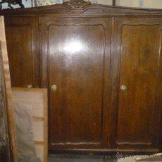 Antigüedades: ARMARIO DE ROBLE,. Lote 52674640
