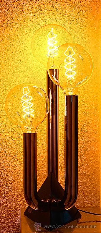 LAMPARA ART DECO USA 1939 UNDERWRITERS LABORATORIES INC. (Antigüedades - Iluminación - Lámparas Antiguas)