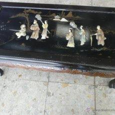 Antigüedades: MESA CHINA. Lote 52713404