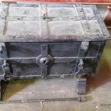 Antigüedades: BAUL ARCON MUY ANTIGUO LEER. Lote 52752231