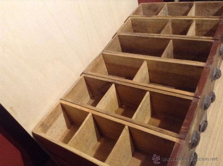 Cajones madera antiguos 12 comprar muebles auxiliares - Cajones de madera antiguos ...