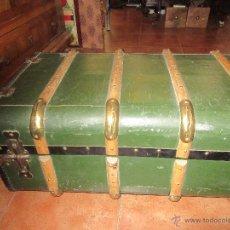 Antigüedades: ANTIGUO BAÚL. Lote 52810771