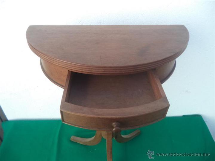Antigüedades: pequeña consola - Foto 2 - 134770902