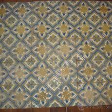 Antigüedades: LOTE AZULEJOS RAMOS REJANO (TRIANA). Lote 52821972