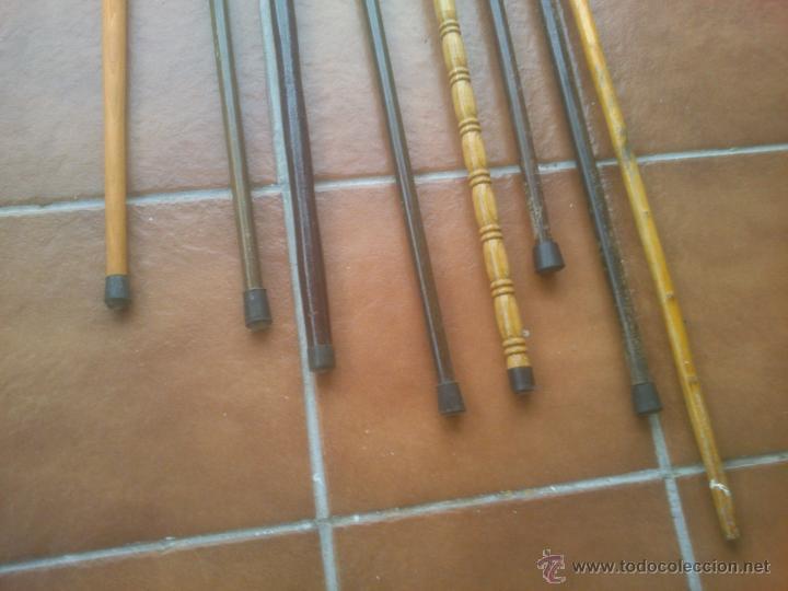 Antigüedades: COLECCION DE BASTONES - Foto 5 - 52833882