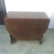 Antigüedades: MESA DE ALAS. Lote 52841139