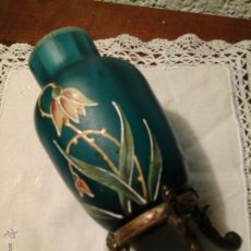 Antigüedades: JARRON MODERNISTA ESMALTADO. Lote 52854241