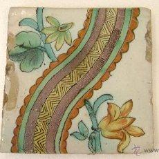 Antigüedades: AZULEJO .VALENCIA SIGLO XVIII. Lote 52869215