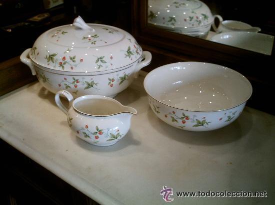 Vajilla 53 piezas porcelana royal bone china mo comprar for Vajilla de porcelana inglesa
