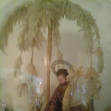 Antigüedades: CAP I POTA HORNACINA CRISTAL. Lote 50973582