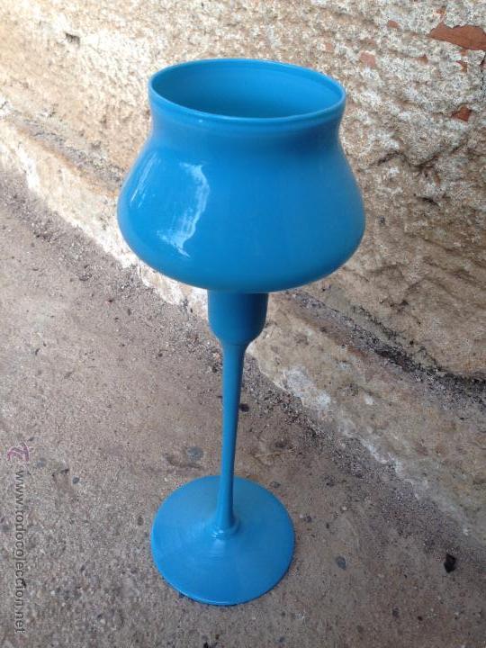 COPA OPALINA (Antigüedades - Hogar y Decoración - Copas Antiguas)