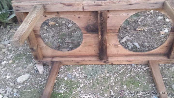 Antigüedades: antiguo cantarera con dos senos - Foto 6 - 52899765