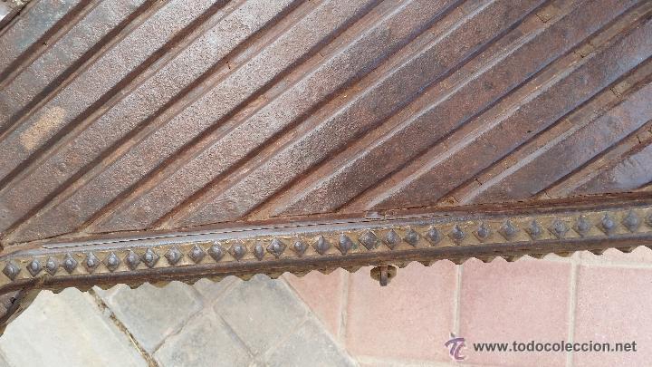 Antigüedades: MESA de antiguo CARRO CHINO / Procedencia: Xian / SOLO MADRID - Foto 10 - 52906955