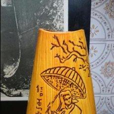 Antigüedades: JARRON REALIZADO POR EL PINTOR JOSE BARELLA , NUMERADO , COLECCION JOVE. Lote 52950325