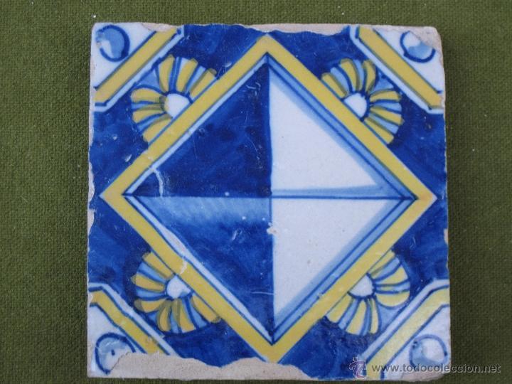 Azulejo antiguo de talavera o toledo tecnica comprar - Azulejos reina ...