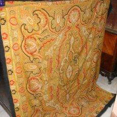 Antigüedades: PRECIOSO MANTÓN DE CACHEMIR. 8 PUNTAS. S.XIX.. Lote 53020670
