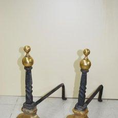 Antigüedades: JUEGO DE MORILLOS ANTIGUOS. Lote 53026263