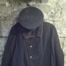 Antigüedades: ANTIGUO TRAJE FERROVIARIO ALEMÁN. UNIFORME DE TREN.. Lote 53041197
