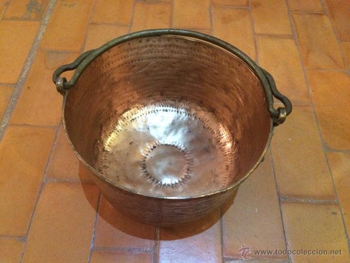 Antigua caldera olla cazuela pote marmi comprar for Utensilios del hogar