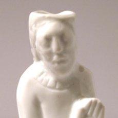 Antigüedades: CERAMICA BLANCA APOSTOL. CASTRO SARGADELOS . BASE INCISA DOLMEN.. Lote 53049527