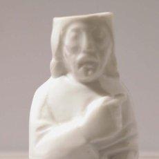Antigüedades: CERAMICA BLANCA APOSTOL. CASTRO SARGADELOS . BASE INCISA DOLMEN.. Lote 53051264