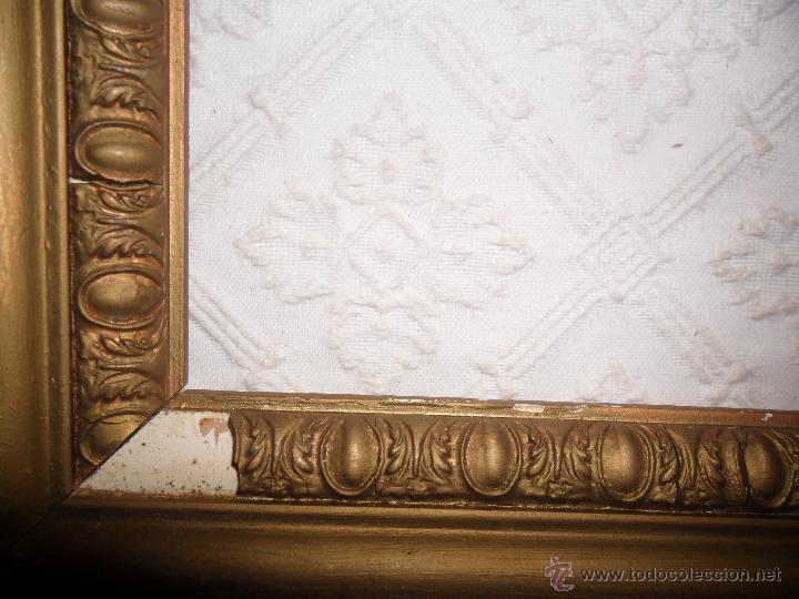 Antigüedades: Antiguo marco - Foto 5 - 53051549