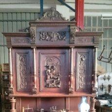 Antigüedades: EXCEPCIONAL Y GRAN MUEBLE ESTILO RENACENTISTA PRECIO 3120€. Lote 53054658