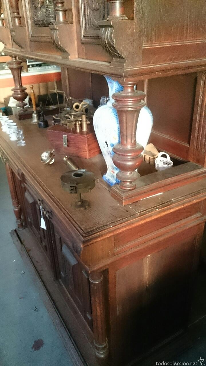 Antigüedades: EXCEPCIONAL Y GRAN MUEBLE ESTILO RENACENTISTA PRECIO 3120€ - Foto 5 - 53054658