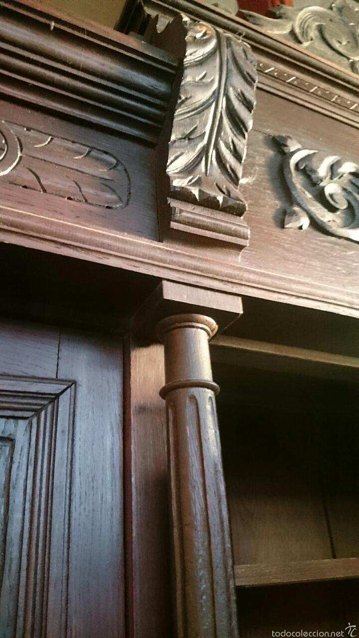 Antigüedades: EXCEPCIONAL Y GRAN MUEBLE ESTILO RENACENTISTA PRECIO 3120€ - Foto 6 - 53054658