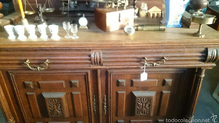 Antigüedades: EXCEPCIONAL Y GRAN MUEBLE ESTILO RENACENTISTA PRECIO 3120€ - Foto 8 - 53054658